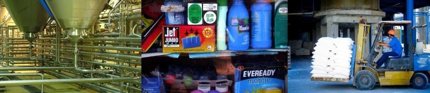 Consumer Goods Manufacturers