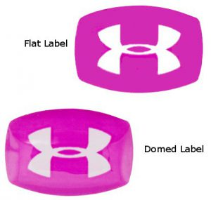 Domed Labels