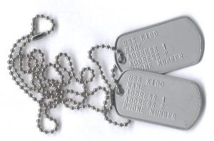 how to keep your metal dog tags looking new name plates
