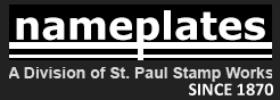 Name plates Logo